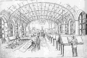 Library Circa 1914