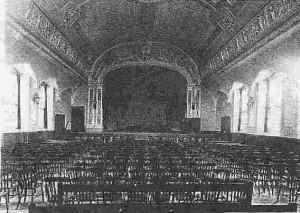 Mechanics Auditorium 1930