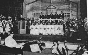 SALOS Carousel Production 1962