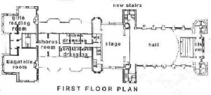 Extension Floor Plan 1