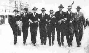Gleemen Tour 1930