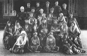 Juju Cast 1919