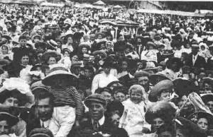 Juvenile Fete 1910 Faringdon Road Park