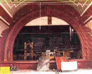 Playhouse Stage as at 1986