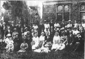 Wedding Party 1920
