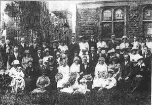 Wedding Party 1920